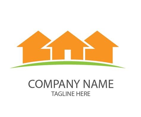 home logo design inspiration 45 download free creative logo design psd vectors