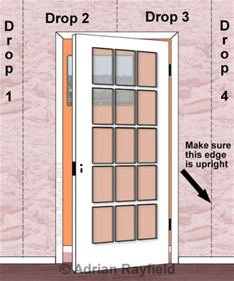 how to wallpaper around windows door painting decorating and home improvement tips and
