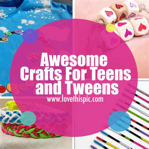 awesome crafts for awesome crafts for and tweens