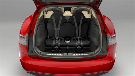 Tesla Model S Seating Tesla Model S Third Row Seats Are Ridiculously Easy To Operate