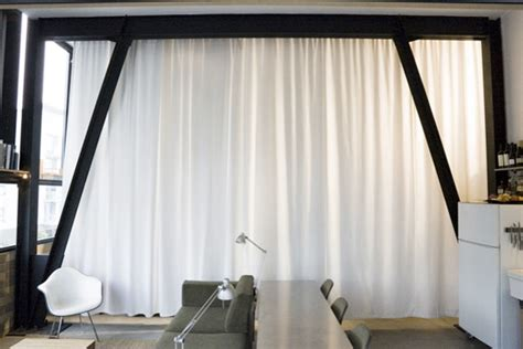 Curtain Room Divider Ideas Trendy Hanging Room Dividers Ideas Home Designs Project