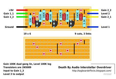 tutorial guitar fx 3 04 guitar fx layouts death by audio interstellar overdriver