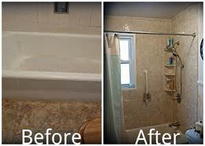 before and after photos re bath of illinois the 4 top benefits of a tub to shower conversion