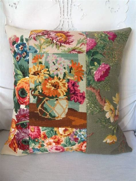 Patchwork Cottage - 1000 ideas about patchwork pillow on quilted