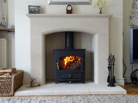 The Fireplaces by Woodburner Surround Idea Terrace House