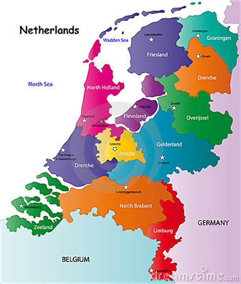netherlands map of provinces image gallery netherlands map provinces