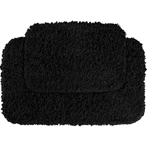 Best Bathroom Rug Black Bathroom Rug Set Best Home Design 2018
