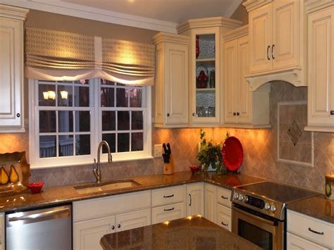 window treatments for kitchens window treatments for a tuscan kitchen home intuitive