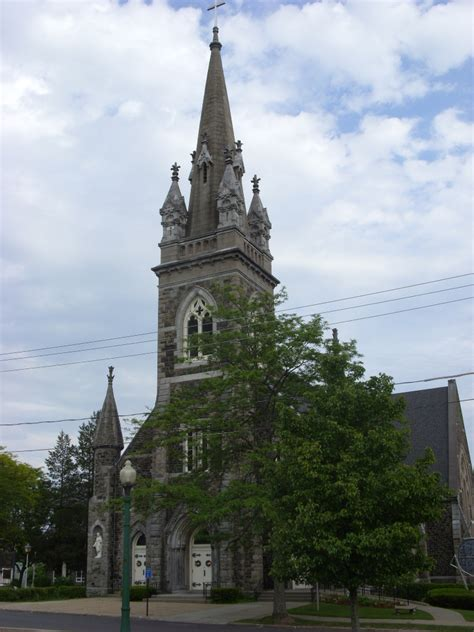 Garden City Ny Catholic Church Falls Historic District