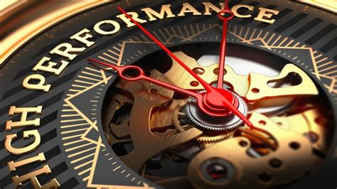boat trader high performance the core components of a high performance organization
