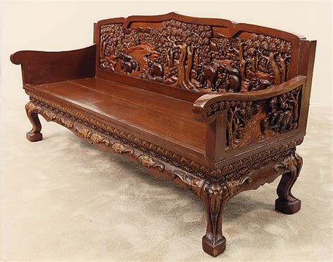 image gallery hand carved