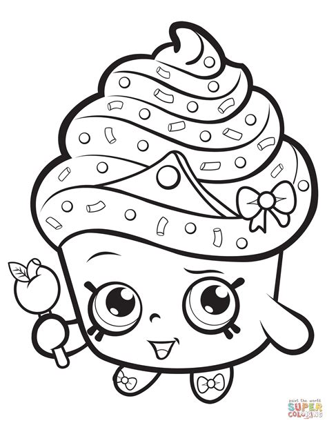 shopkins coloring pages lippy lips lippy lips shopkins coloring page download 10 shopkins