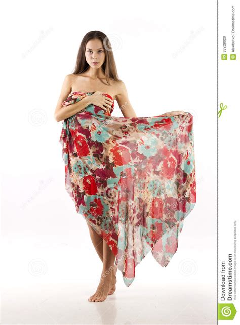 After Shower Gown by In Dress Stock Photo Image 33928020