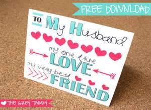 greeting card the grey tabby