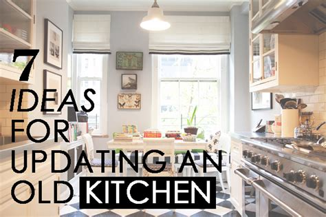 7 ideas for updating an old kitchen blulabel bungalow