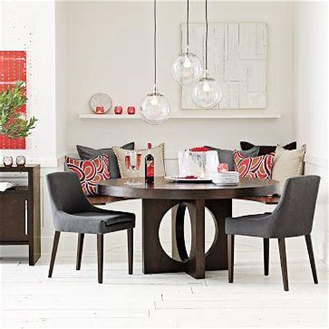 West Elm Dining Table Reviews West Elm Dining Table With Cutout Legs L4l