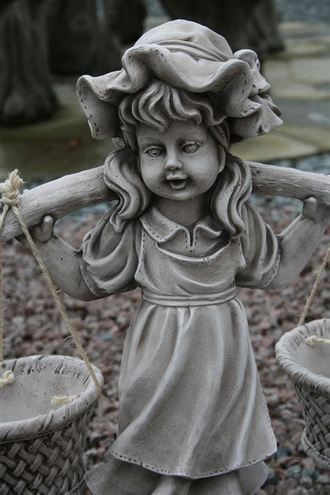 Garden And Statues Boy And Statues Garden Ornaments Berkshire