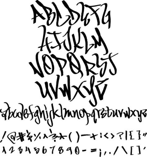 Letter Font Wiki Graffiti Graffiti Font