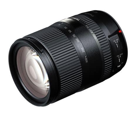 Lensa Thamron Untuk Nikon lensa superzoom tamron 16 300mm f3 5 6 3 di ii vc pzd