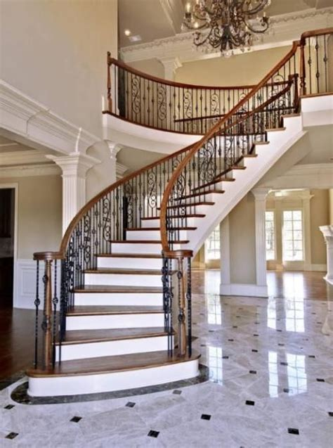 fancy staircase 22 best images about staircase on pinterest wooden