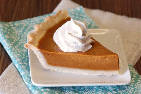 gluten free vegan classic pumpkin pie