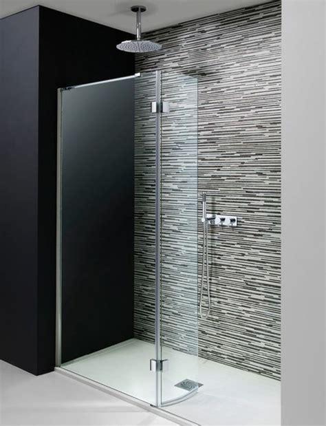 glas wand badezimmer moderne duschkabinen realisieren sie das bad ihrer tr 228 ume