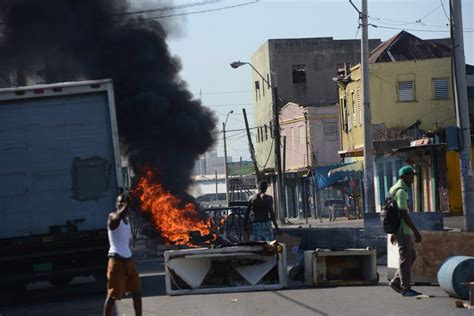 tivoli gardens post attacked as residents protest
