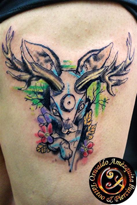 jackalope tattoo jackalope color best gallery i