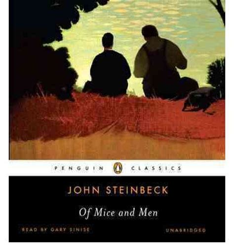 Pdf Mice Steinbeck by Of Mice And Steinbeck 9780142429181