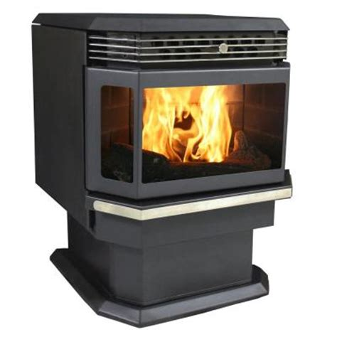 us stove 2200 sq ft bay front pellet stove 5660 the