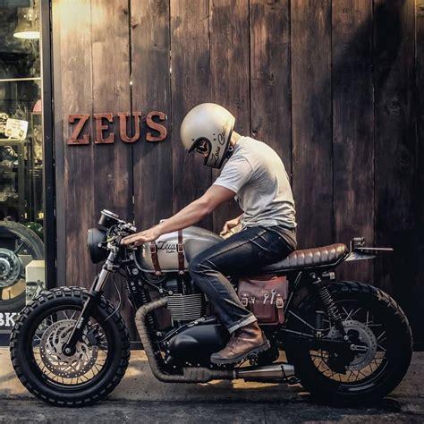 Triumph Motorrad Instagram by Gef 228 Llt 1 737 Mal 34 Kommentare Zeus Custom