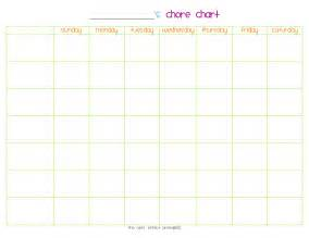 house chart template chore chart template e commercewordpress