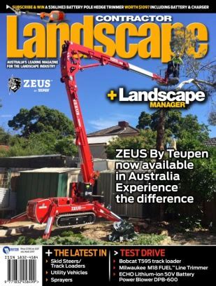 landscape contractor magazine july august 2017 issue get
