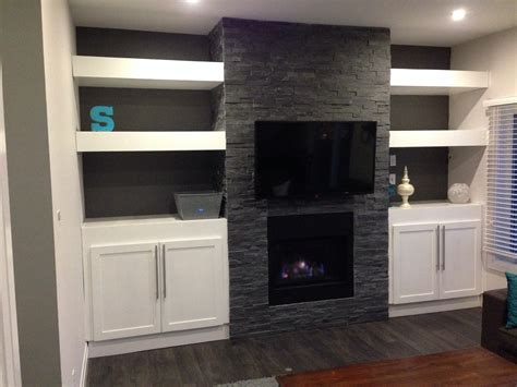 diy built in cabinets living room builtin fireplace cabinets stone fireplace