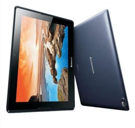 Tablet Lenovo 10 Inch 3g Lenovo A7600 Tablet 10 1 Inch Android 4 2 16 Gb Wifi 3g Midnight Blue Price Review And
