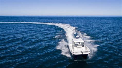 ski boat ocean two oceans magnum 2750 review ski boat magazine review