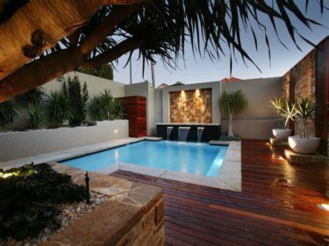 in house ideas piletas de jardin para casa minimalistas deco de