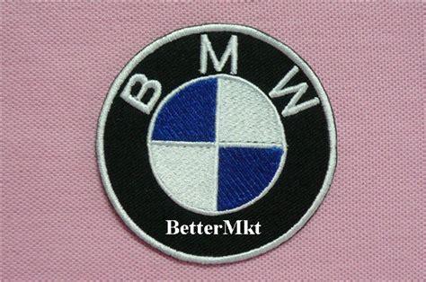 bmw bicycle logo bmw bike racing motor car motorcycle logo iron on patch