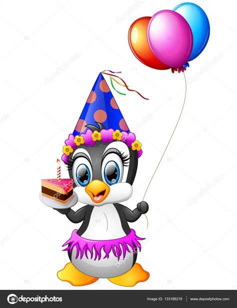 imagenes de cumpleaños y pastel dibujos animados feliz ping 252 ino sosteniendo globos y