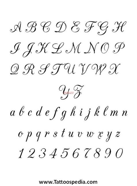 tattoo fonts viking fonts numbers 1