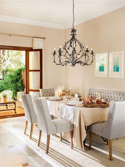 confortable  acogedor en  sillas de comedor tapizadas comedor de lujo  comedores
