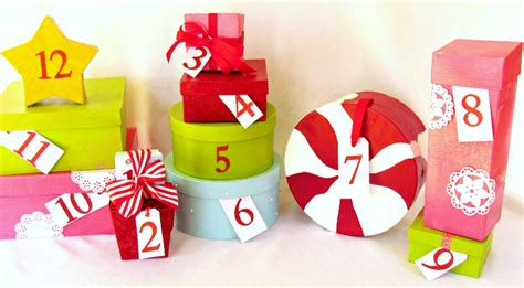 countdown ideas advent calendars easy