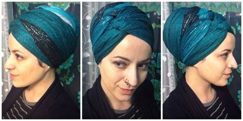 turban tutorial front side twist 132 best orthodox christian headcovering images on