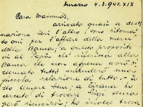 lettere dal fronte prima guerra mondiale l alpino segreto corriere it