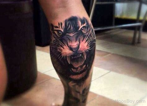 tiger thigh tattoo designs tiger tattoos designs pictures page 22