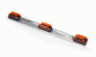 Orange Led Light Bar All Ride 24v 9 Led Orange Metal Light Bar Gift Ideas More Inc Snug Rug Cb Radios