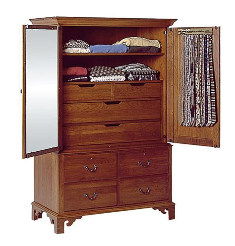 clothing armoire furniture cherry clothing armoire