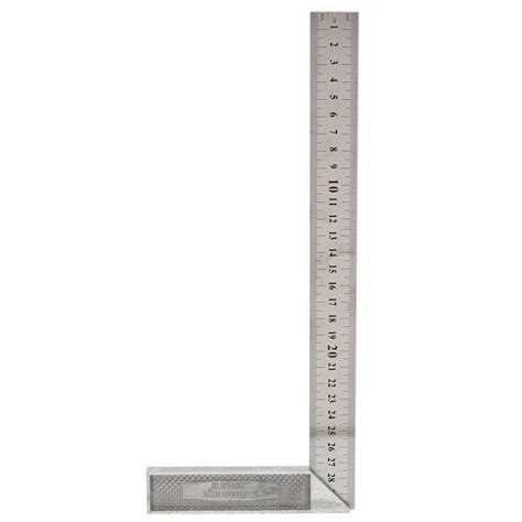right angle tool 30cm 12inch metal engineers try square set measurement