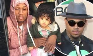 chris brown a father wwwsaidcedcom man who thought he was the father of chris brown s