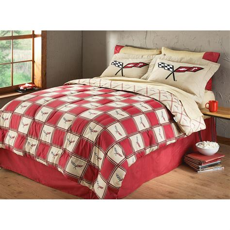 corvette bedroom corvette bedding sets corvette 174 c6 evolution complete bed set 166214 comforters
